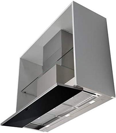 Falmec Cappa ad integrado Move acabado negro de 60 cm: Amazon.es