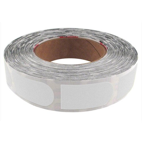 Bowlers Tape 500 Pieces 1'' Thumb White