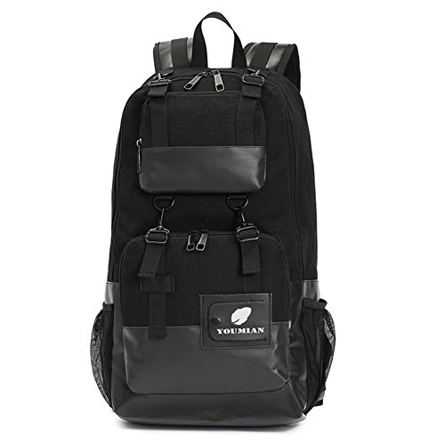 Hombres adicionales de gran capacidad mochila/mochila/Bolso de la computadora/turista bolsa al aire libre de senderismo-A A