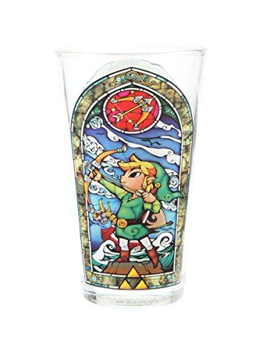 Legend Zelda Link Pint Glass