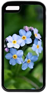 Forget Me Not Flower Apple iPhone 5C Case, iPhone 5C Cases Hard Shell Cover Skin Cases