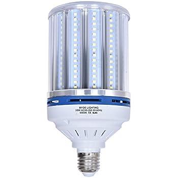 30w Led Corn Light Bulb 250 Watt Equivalent E26 Medium Base 3300lm Daylight 6500k Replacement