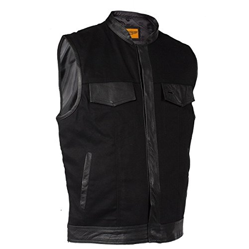 Best Leather Biker Vest - 8