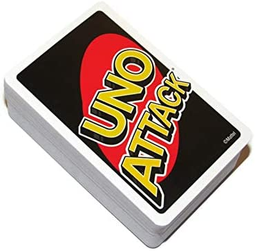 Mattel UNO Attack Game Replacement Cards