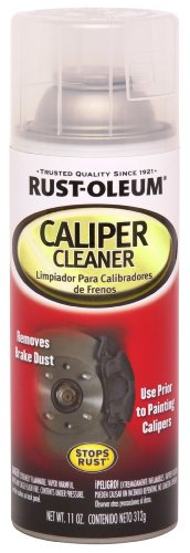 Rust-Oleum Automotive 251597 11-Ounce Caliper Cleaner Spray, Clear