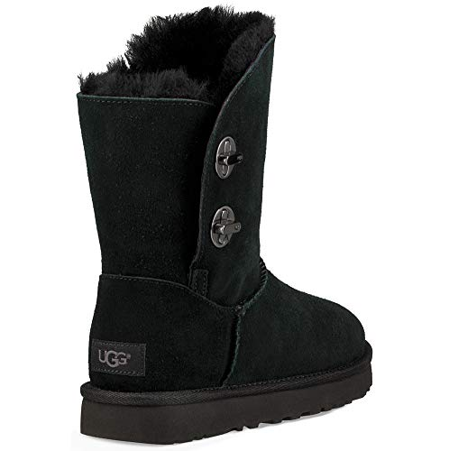 Women's Boot Turnlock Ugg Black Short UndwBxd