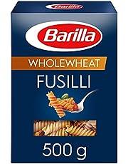 Barilla Fusilli Integrali F.598 (500gm) (Pack of 1)