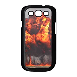 Samsung Galaxy S 3 Case, giant explosion Case for Samsung Galaxy S 3 Black