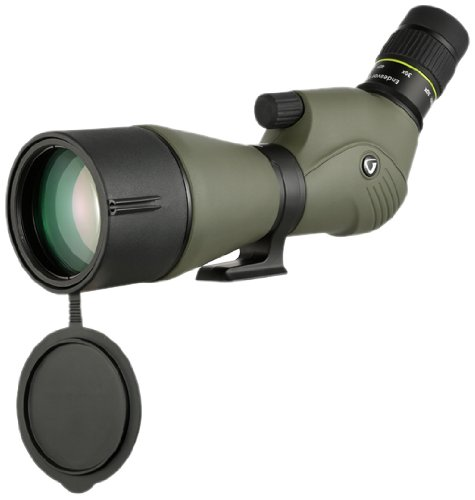 Vanguard Endeavor XF 80A Angled Eyepiece Spotting Scope with 20-60x Magnification by Vanguard