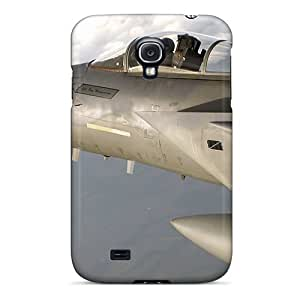 For Galaxy Case, High Quality Flight In The Clouds For Galaxy S4 Cover Cases