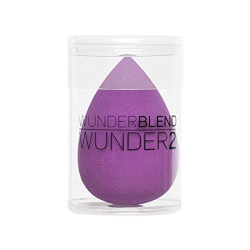 WUNDERBLEND Professional Beauty Makeup Blender – Makeup Sponge for Liquid, Cream, Powder Makeup