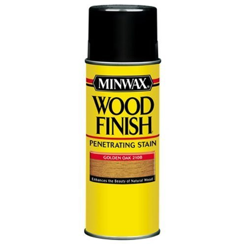- Minwax 32350 11.5-Ounce Wood Finish Wood Stain Aerosol Spray, Cherry by Minwax