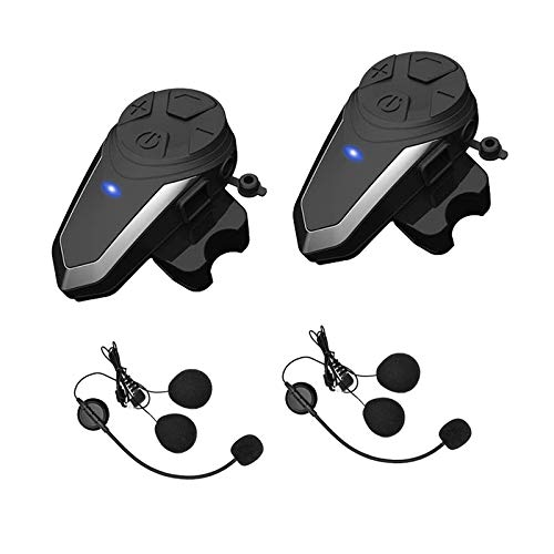 Yaconob Motorcycle Bluetooth Headset