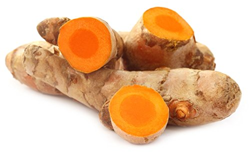 Fresh Yellow Turmeric Root - 3 Lbs. Save Money. Great Health Benefits. ขมิ้นสด Tastepadthai by TastePadThai