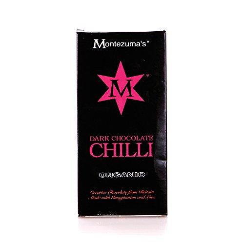 Organic Dark Chocolate with Chilli Bar