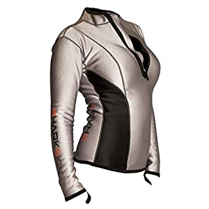 Sharkskin Womens Chillproof Climate Control Long Sleeve Wetsuit