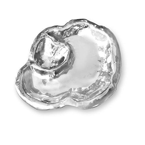 Beatriz Ball 6279 VENTO Oval Dip, Silver (Beatriz Vento Ball)