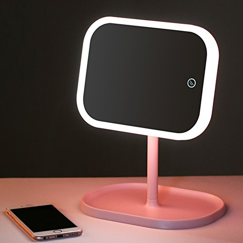 Lovehouse Led Makeup Mirror Lights Heart Shape Touch