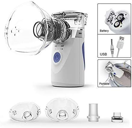 MAYLUCK Portable Handheld Nebulizer, Steam Inhaler, Humidifier Machine Atomizer for Kids Adults
