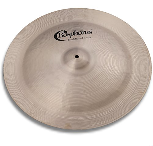 (Bosphorus Cymbals T18CH 18-Inch Traditional Series China Cymbal)