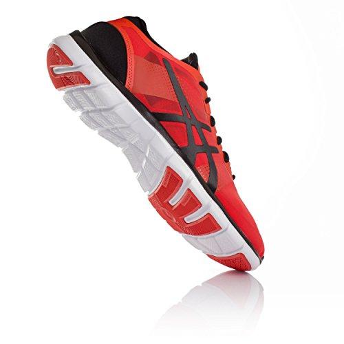 Asics Nova De Pied Gel Women's FIT Chaussure Course à Red qax6Rqwn
