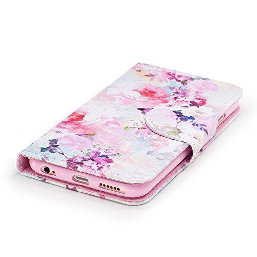 b90db0ea77a2 Housse de téléphone pour iPhone 6 6S,Etui iPhone 6S 6 Coque en PU ...