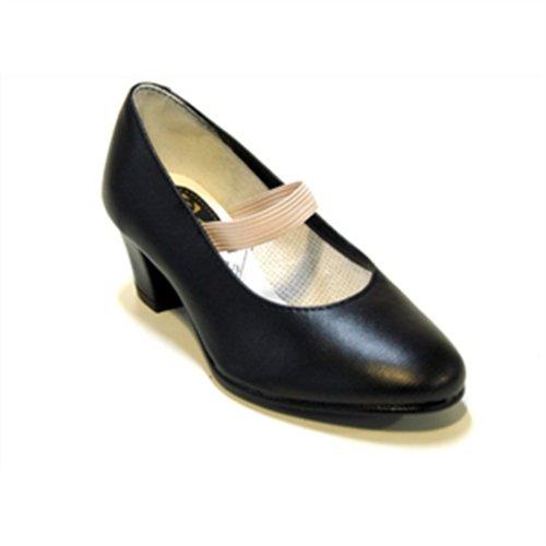 Zapatos Calzado Danza Mujer de Flamenca para Yw1rY6