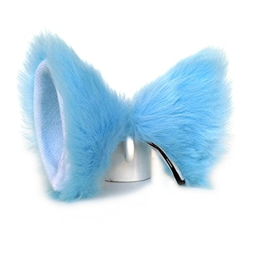 Novelty & Special Use 1 Pair Hot New Sweet Funny 6 Colors Bell Cat Ears Hair Clip Cosplay Anime Costume Halloween Birthday Party Hair Accessories Strong Resistance To Heat And Hard Wearing