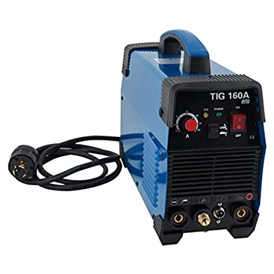 Unitweld Tig 200a 220v Mma 200 With Tig Stick Igbt Inverter Welder