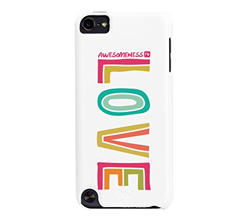 AwesomenessTV: Love iPod Touch 5G White Barely There Phone Case Case Mate Ipod Touch