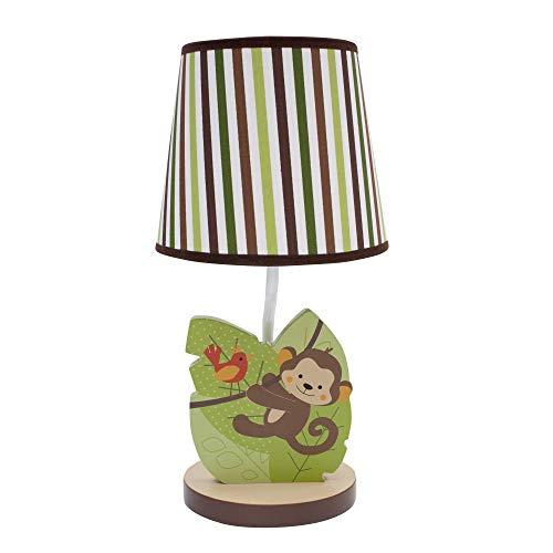 (Bedtime Originals Jungle Buddies Lamp,)