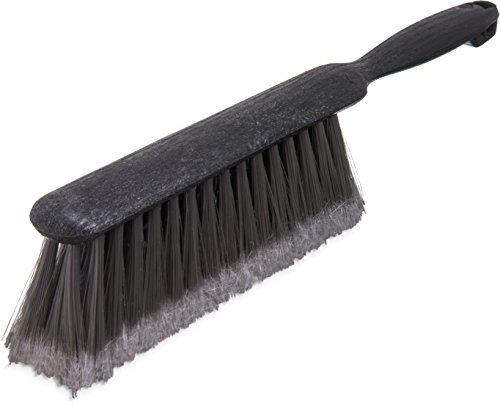 Carlisle Bench - Carlisle 3621123 Flo-Pac Counter/Bench Brush With Flagged Polypropylene Bristles, 8