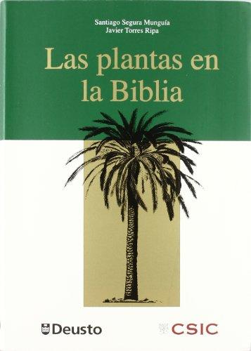 Descargar Libro Plantas En La Biblia, Las Santiago Segura Munguía