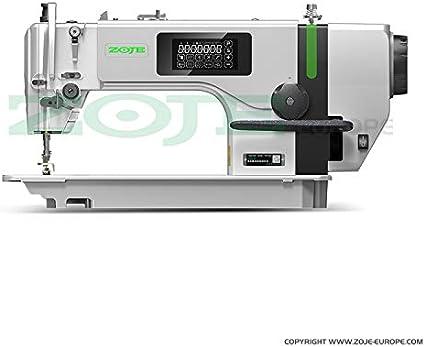 ZOJE Máquina de Coser Industrial, Completamente automática ...