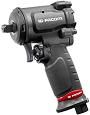 FACOM NS.1600F 1/2 Inch Ultra Compact Impact Wrench, 111 mm Length