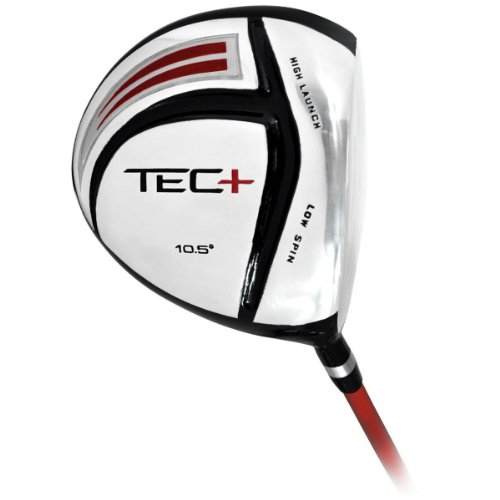 TEC Plus 460 cc Ti Matrix Driver Men's (Right-Handed) - Left Handed Driver