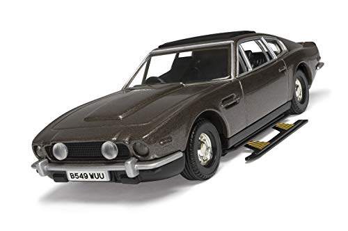 Corgi James Bond 007 Aston Martin V8 Vantage Volante from The Living Daylights 1:36 Diecast Display Model CC04804