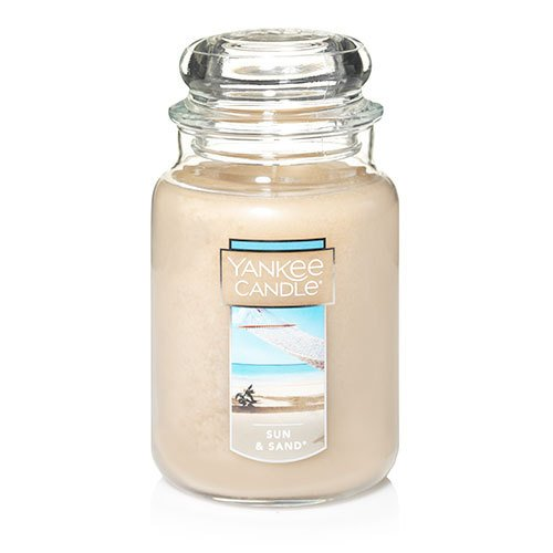 Yankee Candle Large Jar Candle, Sun & Sand