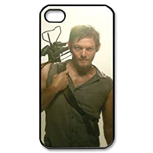 The Walking Dead Brand New Cover Case for Iphone 4,4S,diy case cover ygtg322441