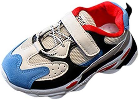 運動靴 メッシュ 軽量性 通気性 スニーカー 男の子 女の子 Jopinica 可愛い 抗菌防臭 滑り止め 柔らかい 子供シュー
