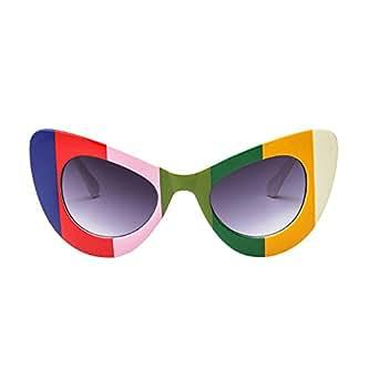 Amazon.com: AMOFINY - Gafas de sol para mujer clásicas con ...