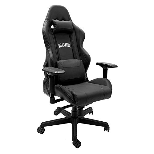 Xpression Gaming Chair with Villanova Wildcats with Wordmark Logo