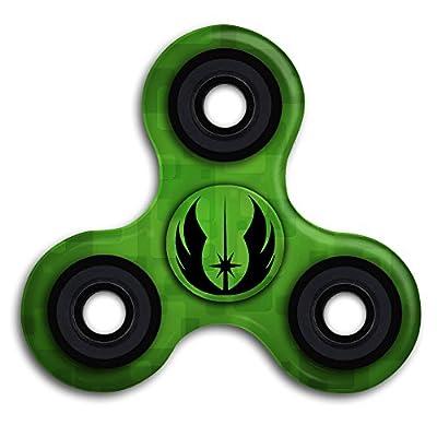 Star War Jedi Logo Spinner Hand Fidget Spinner Toy For Adult Children