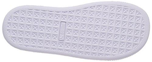 Basses Minions Enfant puma dandelion Sneakers Basket Ac Black Inf 01 Blanc Mixte puma Bs White Puma YBqgdB