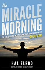 """Hal Elrod is a genius and his book The Miracle Morning has been magical in my life. What Hal has done is taken the best practices, developed over centuries of human consciousness development, and condensed the 'best of the best' into a daily..."