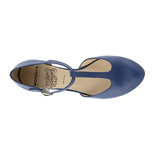 I 18 3364 Azul Wonders Zapatos H0qfPdH