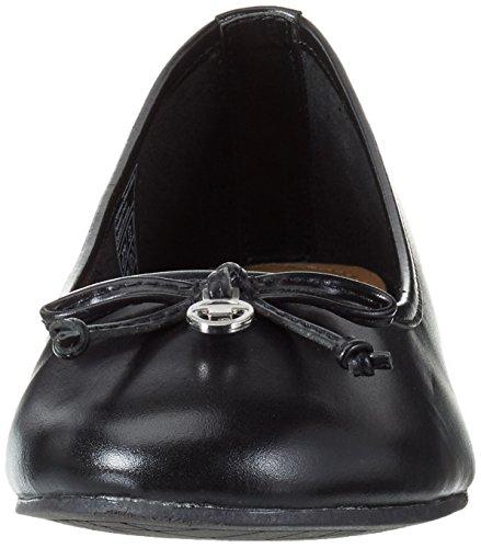 00001 Tom Ballerine 2794301 Tailor Black Nero Donna WAWx06pqYw
