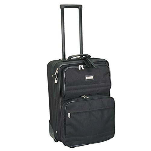 "Preferred Nation 6620 Rolling Computer Carry-On, 20.5"" H,..."