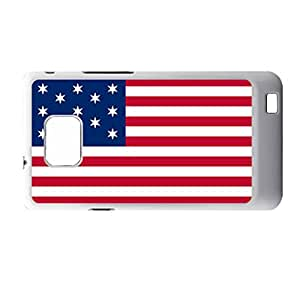 Kawaii Phone Cases For Guys For Samsung S2 I9100 Print With American Flag Choose Design 3