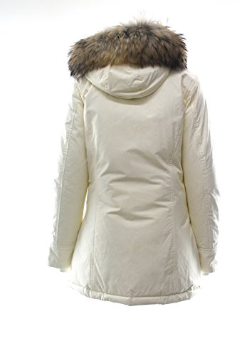 Woolrich cn02 Giaccone Latte Wwcps1447 Donna Artic rUqrxFtHw